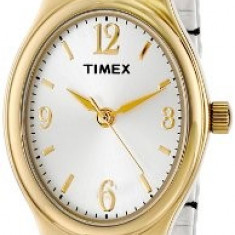 Timex Women's T26301 Elevated Classics Two-Tone | 100% original, import SUA, 10 zile lucratoare af22508 - Ceas dama