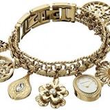 Anne Klein Women's 10-8096CHRM Swarovski Crystal | 100% original, import SUA, 10 zile lucratoare af22508 - Bratara Fashion