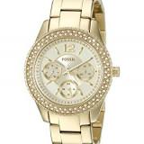 Fossil Women's ES3589 Stella Gold-Tone Stainless | 100% original, import SUA, 10 zile lucratoare af22508 - Ceas dama Fossil, Analog