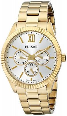 Pulsar Women's PP6140 Business Collection Gold-Tone | 100% original, import SUA, 10 zile lucratoare af22508 foto