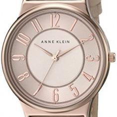 Anne Klein Women's AK 1928RGLP Rose   100% original, import SUA, 10 zile lucratoare af22508 - Ceas dama Anne Klein, Elegant, Quartz, Analog