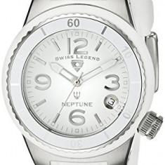 Swiss Legend Women's 11840P-02-WHT Neptune White | 100% original, import SUA, 10 zile lucratoare af22508 - Ceas dama Swiss Legend, Analog