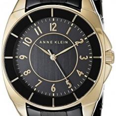 Anne Klein Women's AK 1978BKGB Analog | 100% original, import SUA, 10 zile lucratoare af22508 - Ceas dama