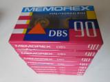 Memorex  DBS 90 - casete audio normale - type I - Sigilate