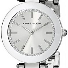 Anne Klein Women's AK 1907SVSV Swarovski   100% original, import SUA, 10 zile lucratoare af22508 - Ceas dama Anne Klein, Elegant, Quartz, Analog