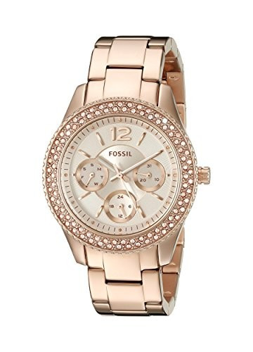 Fossil Women's ES3590 Stella Multifunction Stainless | 100% original, import SUA, 10 zile lucratoare af22508 foto mare