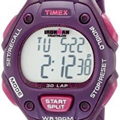 Timex Women's T5K7569J Ironman Traditional 30-Lap | 100% original, import SUA, 10 zile lucratoare af22508 - Ceas dama Timex, Sport, Quartz, Electronic