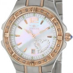 Invicta Women's 0694 Wildflower Collection Diamond | 100% original, import SUA, 10 zile lucratoare af22508 - Ceas dama Invicta, Elegant, Analog