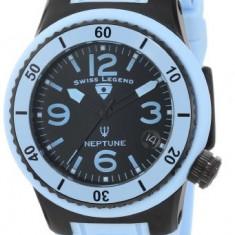 Swiss Legend Women's 11840P-BB-01-BBL Neptune Black | 100% original, import SUA, 10 zile lucratoare af22508 - Ceas dama Swiss Legend, Analog