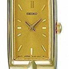 Seiko Women's SZZC44 Dress Gold-Tone Watch   100% original, import SUA, 10 zile lucratoare af22508 - Ceas dama Seiko, Elegant, Quartz, Analog