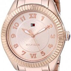 Tommy Hilfiger Women's 1781344 Rose Gold | 100% original, import SUA, 10 zile lucratoare af22508 - Ceas dama Tommy Hilfiger, Analog