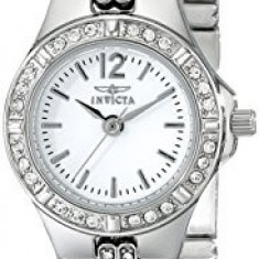 Invicta Women's 0126 II Collection Crystal | 100% original, import SUA, 10 zile lucratoare af22508 - Ceas dama Invicta, Elegant, Quartz, Analog
