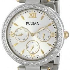 Pulsar Women's PP6109 Analog Display Japanese | 100% original, import SUA, 10 zile lucratoare af22508 - Ceas dama Pulsar, Sport