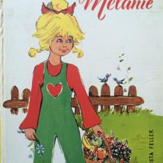 WILKOMMEN MELANIE (Carte pentru copii in limba germana) - Carte de povesti