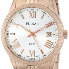 Pulsar Women's PS9232 Analog Display Japanese | 100% original, import SUA, 10 zile lucratoare af22508 - Ceas dama Pulsar, Elegant, Quartz