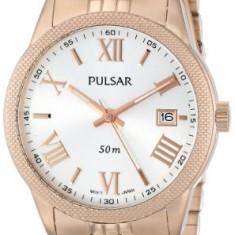 Pulsar Women's PS9232 Analog Display Japanese   100% original, import SUA, 10 zile lucratoare af22508 - Ceas dama Pulsar, Elegant, Quartz