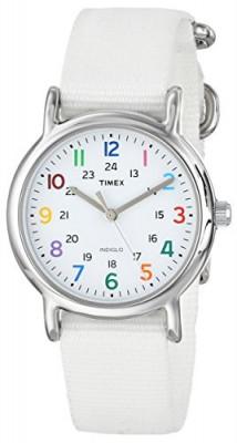 Timex Women's T2N837KW Weekender Watch With | 100% original, import SUA, 10 zile lucratoare af22508 foto