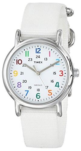 Timex Women's T2N837KW Weekender Watch With | 100% original, import SUA, 10 zile lucratoare af22508 foto mare