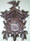 CEAS CU CUC SI PITPALAC CU TREI GREUTATI  - 1820 - Muntii PADUREA NEAGRA