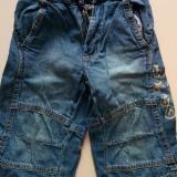 Blugi treisfert pentru baieti, marimea 2-4 ani, 92-98 cm, marca Boy Star