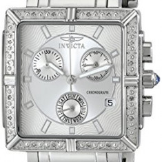 Invicta Women's 5377 Angel Diamond-Accented Stainless | 100% original, import SUA, 10 zile lucratoare af22508 - Ceas dama Invicta, Casual, Quartz, Analog