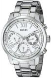 GUESS Women's U0330L3 Stainless Steel Watch | 100% original, import SUA, 10 zile lucratoare af22508, Elegant, Quartz, Analog