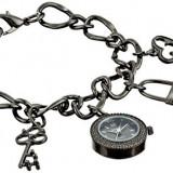 XOXO Women's XO7031 Black Dial Gun | 100% original, import SUA, 10 zile lucratoare af22508 - Bratara Fashion