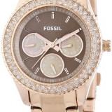 Fossil Women's ES3502 Stella Rose Gold-Tone | 100% original, import SUA, 10 zile lucratoare af22508 - Ceas dama Fossil, Casual, Quartz, Analog