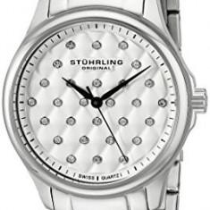 Stuhrling Original Women's 567 01 Vogue | 100% original, import SUA, 10 zile lucratoare af22508 - Ceas dama Stuhrling, Elegant, Quartz, Analog