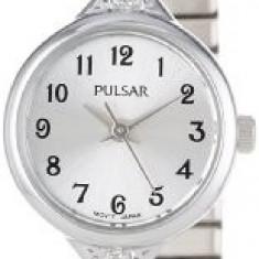 Pulsar Women's PPH549 Expansion Crystal Accented | 100% original, import SUA, 10 zile lucratoare af22508 - Ceas dama Pulsar, Elegant, Quartz, Analog
