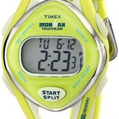 Timex Women's T5K656 Ironman Sleek 50-Lap | 100% original, import SUA, 10 zile lucratoare af22508 - Ceas dama Timex, Casual, Electronic