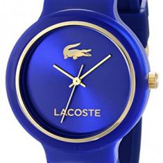 Lacoste Mens 2020086 Goa Blue Resin | 100% original, import SUA, 10 zile lucratoare af22508 - Ceas barbatesc