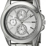 Geneva Women's FMDJM121 Analog Display Quartz | 100% original, import SUA, 10 zile lucratoare af22508