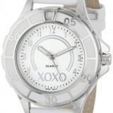 XOXO Women's XO3187 Silver Dial White | 100% original, import SUA, 10 zile lucratoare af22508