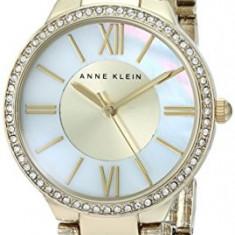 Anne Klein Women's AK 1794MPGB Swarovski | 100% original, import SUA, 10 zile lucratoare af22508 - Ceas dama Anne Klein, Analog