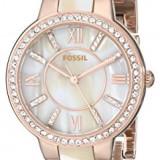Fossil Women's ES3716 Virginia Three-Hand Stainless | 100% original, import SUA, 10 zile lucratoare af22508 - Ceas dama Fossil, Casual, Quartz, Analog