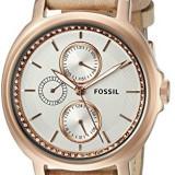 Fossil Women's ES3358 Chelsey Multifunction Leather | 100% original, import SUA, 10 zile lucratoare af22508 - Ceas dama Fossil, Casual, Quartz, Analog