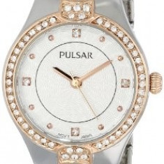 Pulsar Women's PH8058 Analog Display Japanese | 100% original, import SUA, 10 zile lucratoare af22508 - Ceas dama Pulsar, Elegant, Quartz