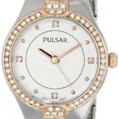 Pulsar Women's PH8058 Analog Display Japanese   100% original, import SUA, 10 zile lucratoare af22508 - Ceas dama Pulsar, Elegant, Quartz