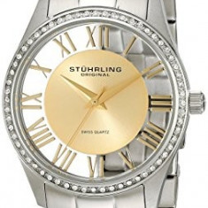 Stuhrling Original Women's 750L 04 Classic | 100% original, import SUA, 10 zile lucratoare af22508 - Ceas dama Stuhrling, Analog