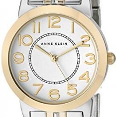 Anne Klein Women's AK 1791SVTT Easy | 100% original, import SUA, 10 zile lucratoare af22508 - Ceas dama Anne Klein, Analog