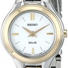 Seiko Women's SUP210 Classic Solar Watch | 100% original, import SUA, 10 zile lucratoare af22508 - Ceas dama