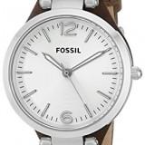 Fossil Women's ES3060 Georgia Three Hand | 100% original, import SUA, 10 zile lucratoare af22508 - Ceas dama Fossil, Analog
