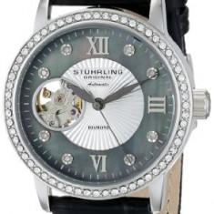 Stuhrling Original Women's 710 02 Vogue | 100% original, import SUA, 10 zile lucratoare af22508 - Ceas dama Stuhrling, Analog
