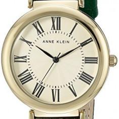 Anne Klein Women's AK 2136CRGN Analog | 100% original, import SUA, 10 zile lucratoare af22508 - Ceas dama
