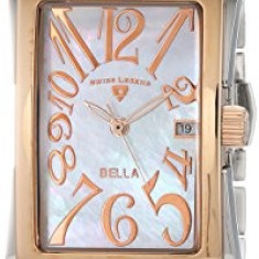 Swiss Legend Women's 40034-SR-22 Bella Analog   100% original, import SUA, 10 zile lucratoare af22508 - Ceas dama Swiss Legend, Elegant, Quartz
