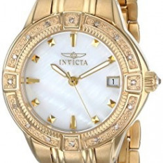 Invicta Women's 0268 II Collection Diamond | 100% original, import SUA, 10 zile lucratoare af22508 - Ceas dama Invicta, Casual, Quartz, Analog