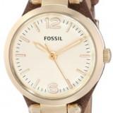Fossil Women's ES3264 Georgia Gold-Tone Stainless | 100% original, import SUA, 10 zile lucratoare af22508 - Ceas dama Fossil, Analog