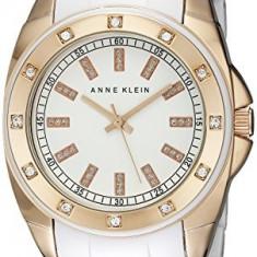 Anne Klein Women's 109178RGWT Swarovski Crystal-Accented   100% original, import SUA, 10 zile lucratoare af22508 - Ceas dama