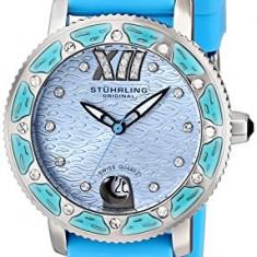 Stuhrling Original Women's 225R 1116I6 Nautical | 100% original, import SUA, 10 zile lucratoare af22508 - Ceas dama Stuhrling, Elegant, Quartz, Silicon, Analog